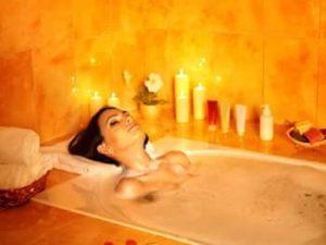 Успокаивающая ванна