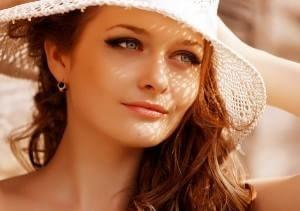 Красивая и обаятельная женщина