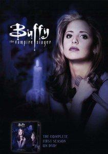 Баффи - истребительница вампиров (сериал)