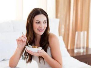 Диета помогает похудеть