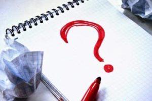 Задать себе вопросы