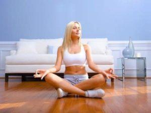 Расслабиться и помедитировать