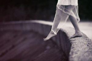 Не бояться шагнуть в пустоту
