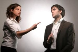 поговорить с мужем