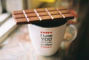 Шоколад для любимого