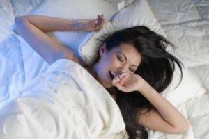 Нужно научиться правильно просыпаться