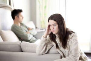 равнодушие к своей жене