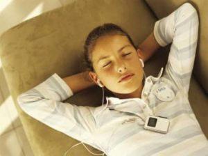 Слушать расслабляющую музыку