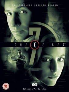 14. Секретные материалы (1993 - 2002)