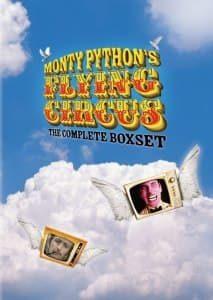 Монти Пайтон. Летающий цирк (1969 - 1974)