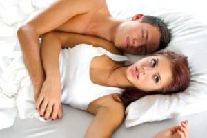 Неудовлетворенность сексуальной жизнью