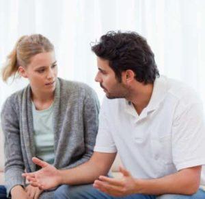 супруг делится своими чувствами