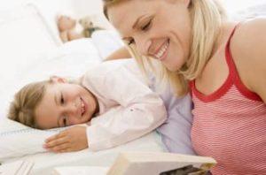 почитаем сказку дочке перед сном