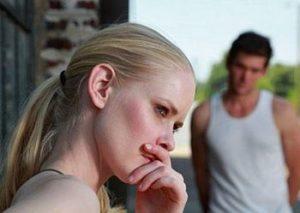 женщина после расставания