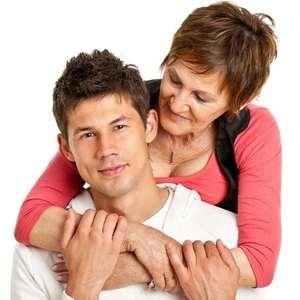 женщина и ее сын