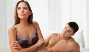 жена обиделась на мужа