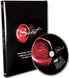 диск с фильмом секрет