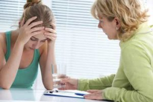 выговориться психологу
