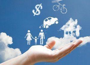 мечты о семье, машине, большом доходе