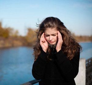 у девушки тяжелое психоэмоциональное состояние