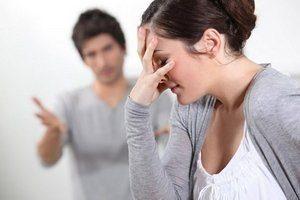 у девушки тяжелое психоэмоциональное состояние из-за недопонимания с мужчиной