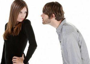 Если мужчина не хочет отпускать женщину