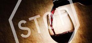 стоп употреблению алкоголя