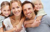 муж и жена и их дети