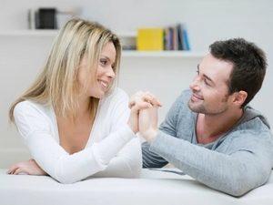 у мужа и жены общие взгляды на жизнь