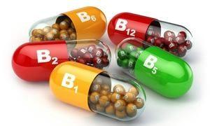 витамины В1, В6, В12