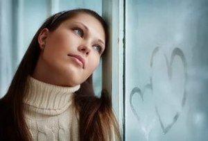 девушка мечтает об отношениях