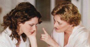 разговор женщин