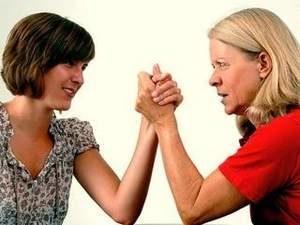 конфликт женщин