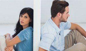 стена между мужчиной и женщиной