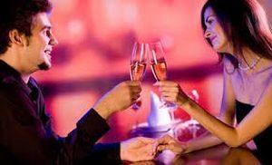романтик в ресторане