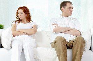 конфликт в супружеской паре
