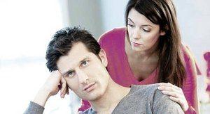 ссора семейной пары