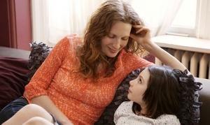 диалог матери с дочкой