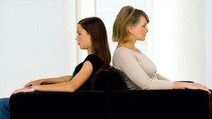 конфликт между женщинами