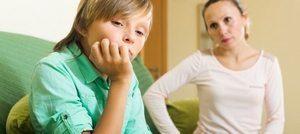 ссора и недопонимание между родными
