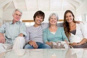 времяпровождение семьей