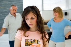 конфликт со взрослыми